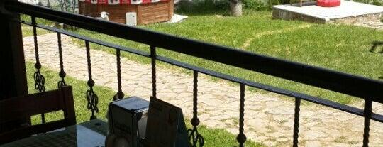 Livadi Park is one of Lugares favoritos de Mustafa.