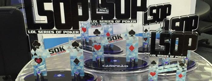 LOL Clube & Bar - Poker is one of Tatianaさんの保存済みスポット.