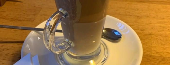 Кафе Эрмитаж is one of สถานที่ที่บันทึกไว้ของ Galina.