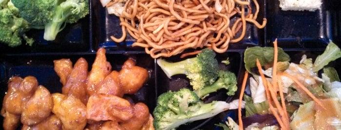 Bento Asian Kitchen & Sushi is one of Gainesville Restaurants.