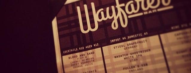 Wayfarer Bar is one of Fremont Pub Crawl.