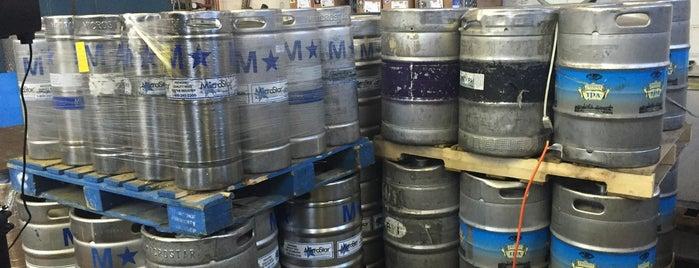 Cottrell Brewing Co. is one of Benjamin'in Beğendiği Mekanlar.