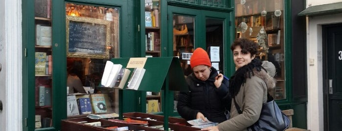 Shakespeare & Company is one of paris to-do.