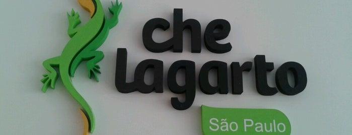 Che Lagarto Hostel São Paulo is one of Vila Mariana e arredores.