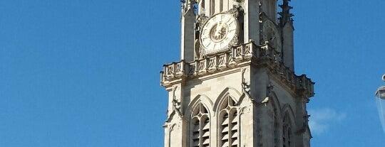 Beffroi d'Arras is one of Bienvenue en France !.