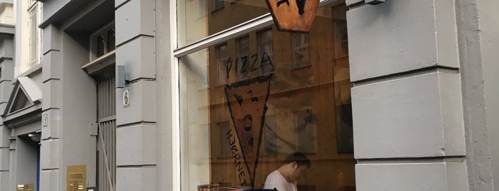 Pizza Hjørnet is one of Oslo.