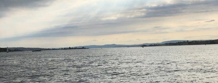 Oslofjorden is one of Nordics-July 2019.