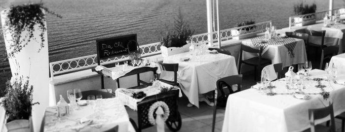 Ristorante Da Clà is one of Restaurants.