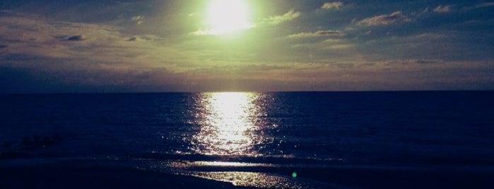 Пляж Чайка is one of Dianaさんのお気に入りスポット.