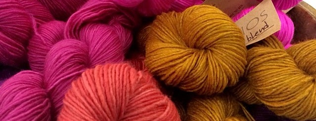 Chelsea Yarns is one of one of these days: yarn.