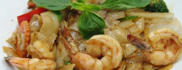 Lotus Thai is one of Lieux qui ont plu à cristina.