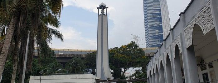 Masjid Ar Rahman is one of masjid.