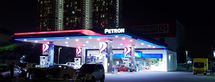 PETRON Station is one of MAC 님이 좋아한 장소.