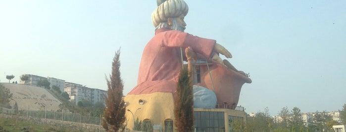 Nasrettin Hoca Parkı is one of Lugares favoritos de Mehmet Ali.