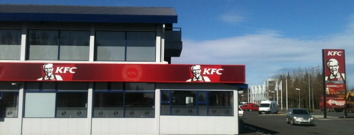 KFC Selfoss is one of Lieux qui ont plu à PINAR.