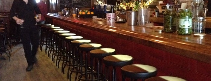 132 Bar Vintage is one of Montreal.