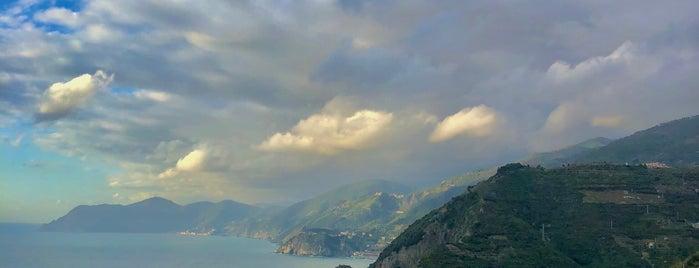 Cinque Terre is one of Toscana, Piemonte, Liguria, Emilia-Romagna.