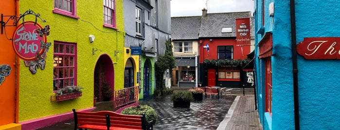 Kinsale / Cionn tSáile is one of Northern Ireland + Ireland.