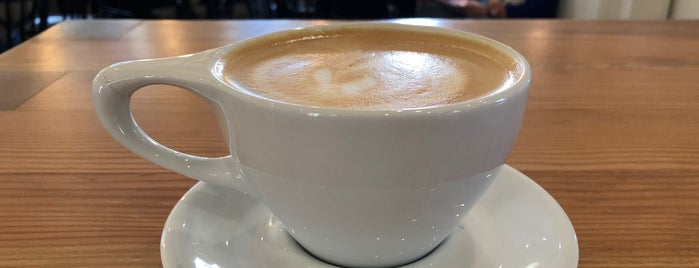 Merit Coffee is one of Austin - CHECK!.