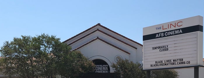 AFS Cinema is one of Austin.