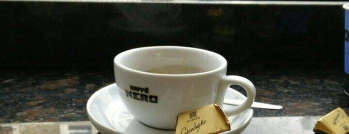 Caffè Nero is one of London2see.
