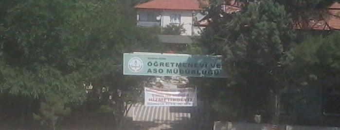 Soma Öğretmenevi is one of Eren : понравившиеся места.