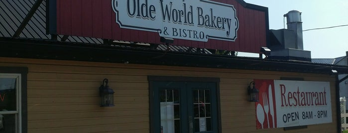 Olde World Bakery & Cafe is one of Best Burgers Around the Country.