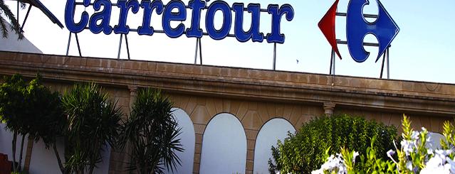 Carrefour is one of Locais curtidos por Mia.