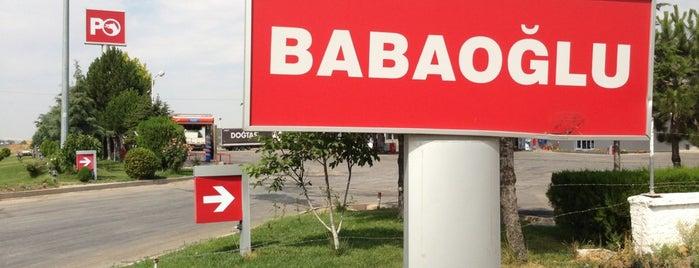 Babaoğlu Petrol is one of สถานที่ที่ SUAT YALÇIN ถูกใจ.