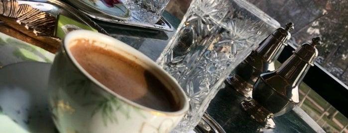 Fleur de LYS Tea Room is one of Lugares favoritos de Büşra.