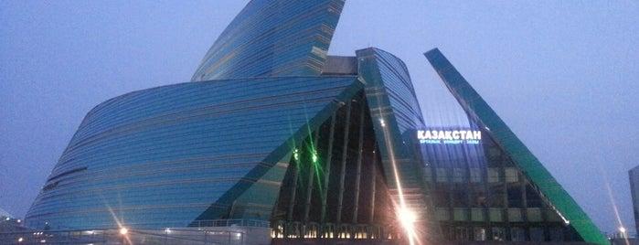 Қазақстан ОКЗ / ЦКЗ «Казахстан» is one of Asia & Oceania.