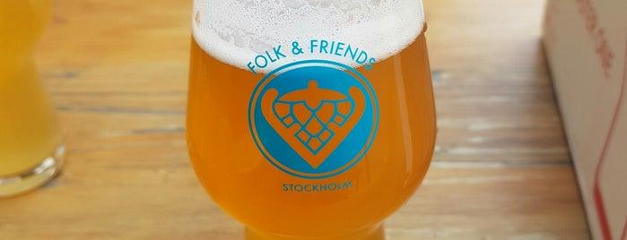Folk & Friends is one of Stockholm (SE).