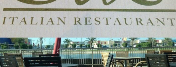 Olio Italian Restaurant is one of Yummy : понравившиеся места.