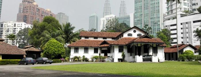Badan Warisan Malaysia is one of malaysia/KL.