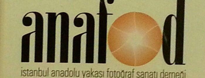 Anafod is one of İstanbul Etiket Bonus Mekanları Anadolu Yakası.