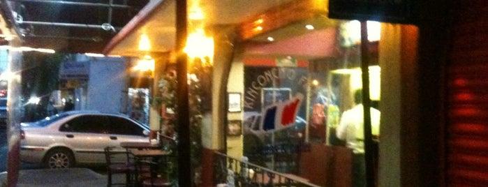 El rinconcito francés crepas & coffee is one of Comida.