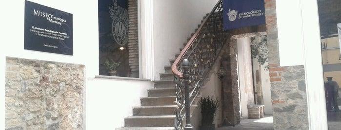 Museo del Tecnológico de Monterrey is one of Posti che sono piaciuti a Jocelyn.
