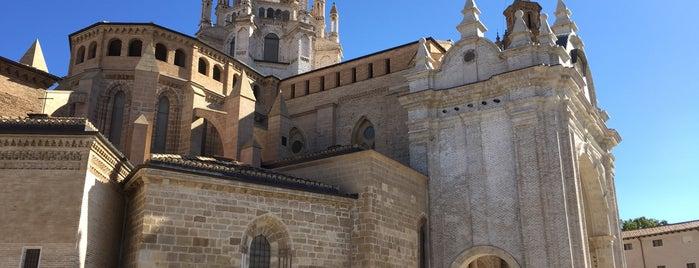 Catedral de Tarazona is one of สถานที่ที่ Miguel ถูกใจ.