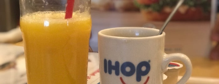 IHOP is one of Lieux qui ont plu à Anapaula.