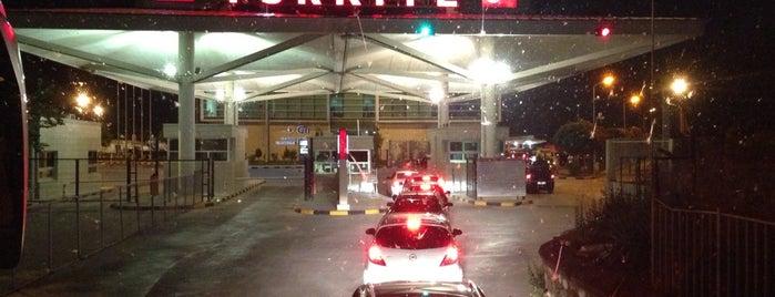 Kapıkule Sınır Kapısı is one of Edirne.