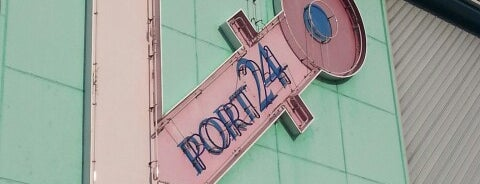 PORT24 is one of Lieux qui ont plu à 商品レビュー専門.