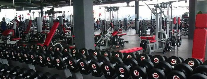 Energy Fitness Pericoapa is one of Posti salvati di Julye.