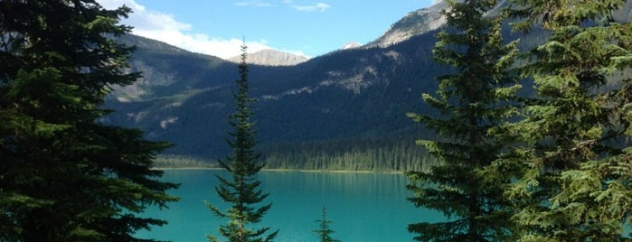 Emerald Lake Lodge is one of International: Hotels.