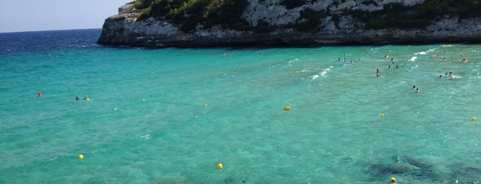 Cala Romantica is one of Mallorca.