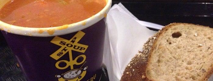 Soup Stop is one of Lieux sauvegardés par Roman.
