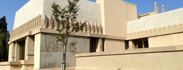 Hollyhock House is one of Silverlake.