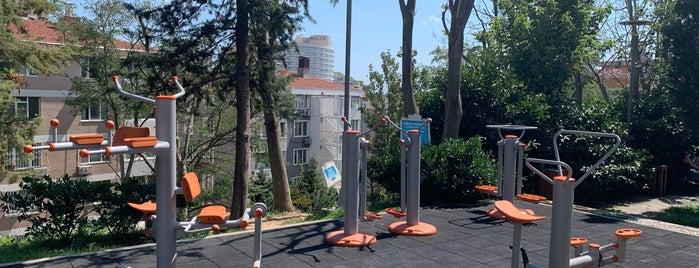 Cihannüma Parkı is one of Parklar.