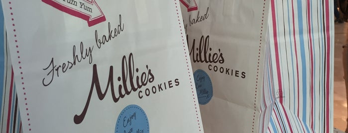 Millie's Cookies is one of London.