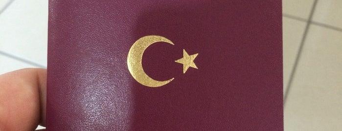 Kırklareli Pasaport Şube Müdürlüğü is one of Lugares favoritos de Volkan.