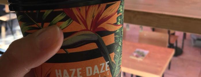 Haze Daze Coffee is one of Oğulcan'ın Beğendiği Mekanlar.